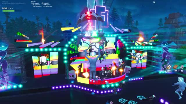Watch MarshMello Event 7 GIF by DEWILL (@dewill) on Gfycat. Discover more Fortnite GIFs on Gfycat