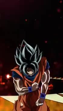 Limit Breaker Goku Wallpaper Gif Gfycat
