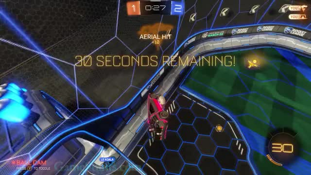 My Best Rocket League Goal yet