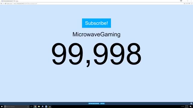 Watch 1m subs baby! GIF on Gfycat. Discover more microwavegaming GIFs on Gfycat