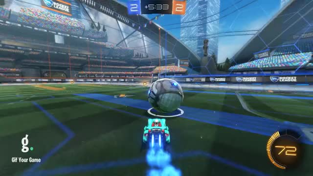 Watch Goal 5: Eschil GIF by Gif Your Game (@gifyourgame) on Gfycat. Discover more Eschil, Gif Your Game, GifYourGame, Goal, Rocket League, RocketLeague GIFs on Gfycat