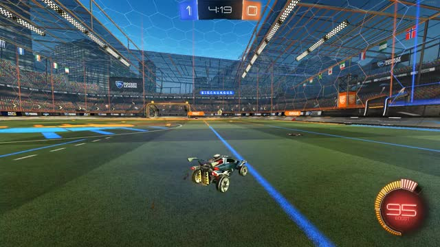 Watch when bullying is the new meta GIF by @kaio-kappa on Gfycat. Discover more GrandChamp, air dribble, mid air bump, rocket league GIFs on Gfycat