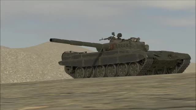 Watch and share T-72 Firing Below Side Realtime Short GIFs on Gfycat