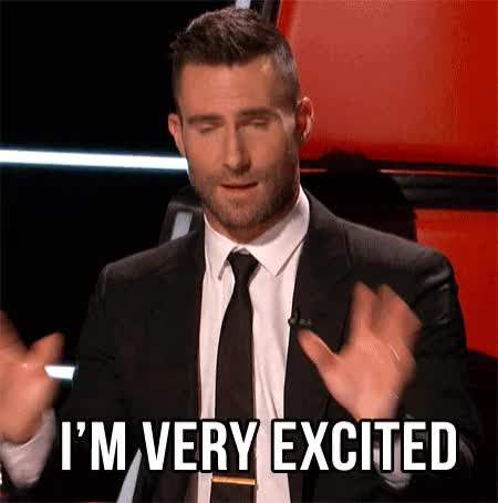 Watch and share Adam Levine GIFs and Celebs GIFs on Gfycat
