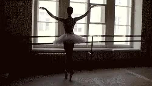 Watch and share Ballerina GIFs on Gfycat