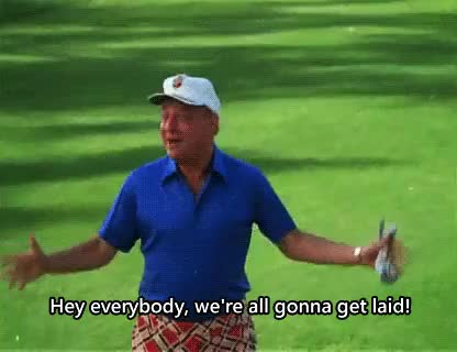 Watch and share Caddyshack Quotes GIFs on Gfycat