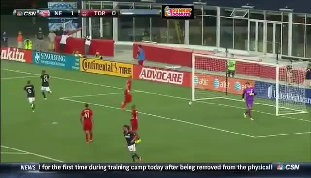 new england, penalty, tfc, toronto, The only time toronto had a chance to shoot GIFs