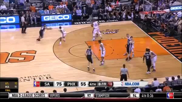Watch Boris Diaw GIF by @ericstang on Gfycat. Discover more related GIFs on Gfycat