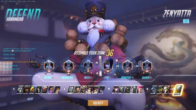 """Watch """"Mystery Heroes"""" GIF by @deltaww on Gfycat. Discover more 60fpsoverwatch, overwatch, wtf GIFs on Gfycat"""