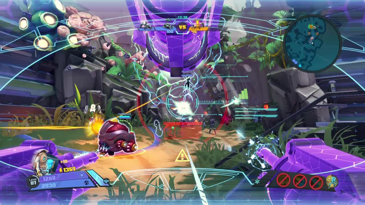 Battleborn, FPS, Gaming, Gearbox, MOBA, Robot, Sarcasm, stupid tags, Battleborn - Stunning Sarcastic Sass GIFs