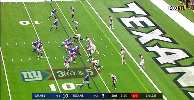 Watch and share New York Giants GIFs and Houston Texans GIFs by Matt Weston on Gfycat