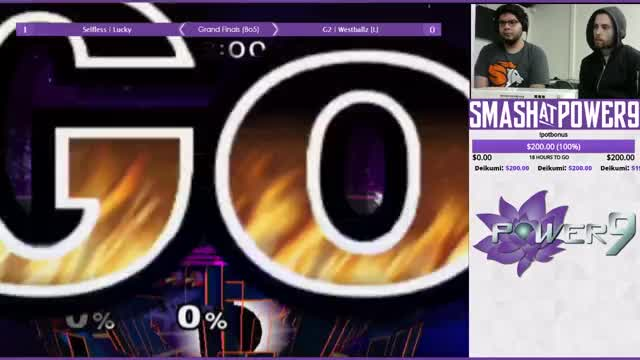 Watch Smash at Power 9 #20 - ft. Westballz, S2J, Lucky, Hugs, and more! GIF on Gfycat. Discover more smashgifs GIFs on Gfycat
