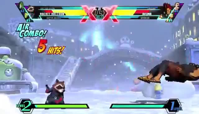 Watch and share Ultimate GIFs and Capcom GIFs on Gfycat