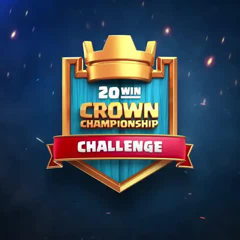 ClashRoyale, Crown Championship - ClashRoyaleDicas.com GIFs