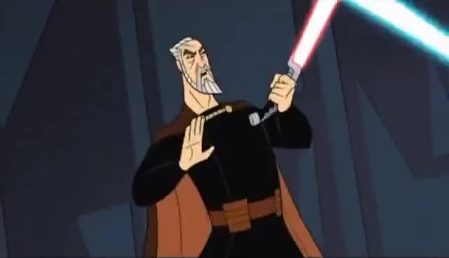Watch and share General Greivous GIFs and Count Dooku GIFs on Gfycat