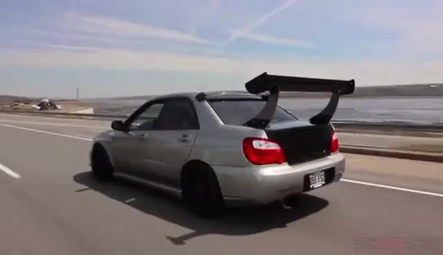 Watch and share Static Subaru WRX  |Girl's Ride| GIFs on Gfycat