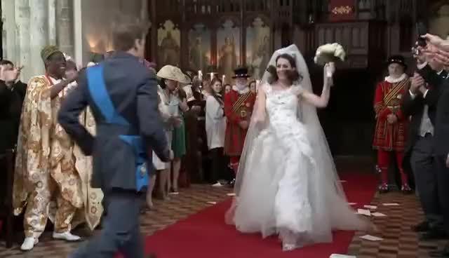 Watch and share The T-Mobile Royal Wedding GIFs on Gfycat