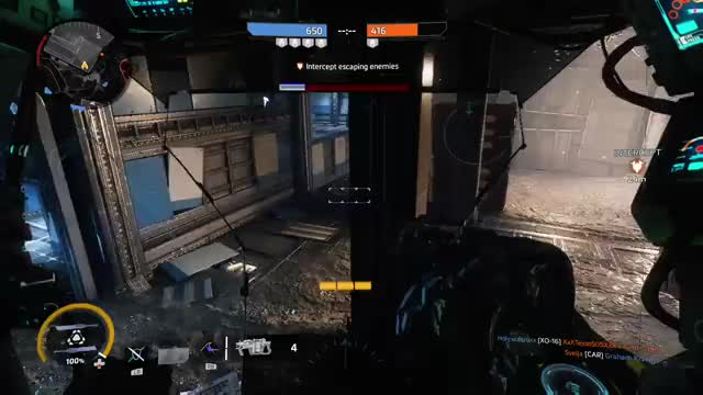Watch Got accused of cheating for this kill GIF by @backbreaker909 on Gfycat. Discover more Gaming, Titanfall2, overwatch GIFs on Gfycat