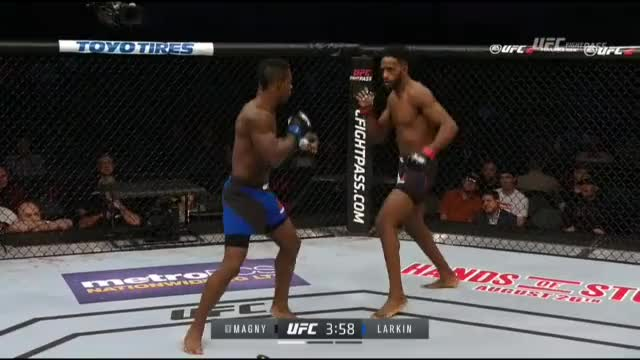Watch and share Neil Magny Vs Lorenz Larkin UFC 202 Full Fight MMA Video GIFs on Gfycat