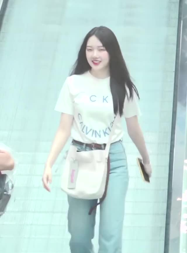 Watch and share Gfriend GIFs and Yerin GIFs by Just Dancing on Gfycat