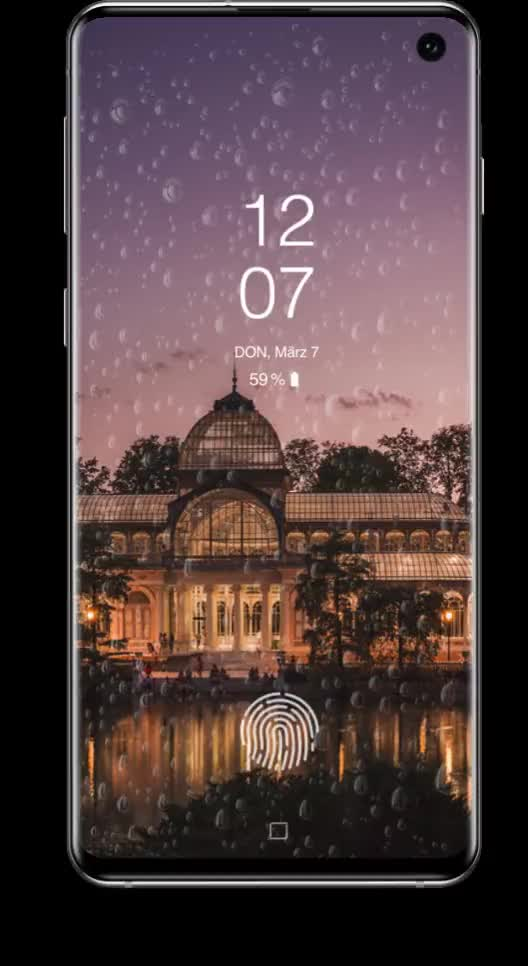 Watch and share Samsung S10 Liquid animated stickers on Gfycat