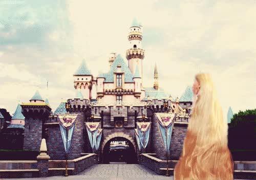 Watch and share Cinderella's Castle Magic Kingdom Gif GIFs on Gfycat