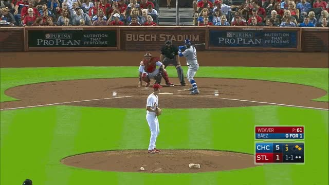 Watch Weaver Baez HR 3rd CB GIF on Gfycat. Discover more related GIFs on Gfycat