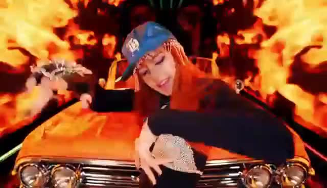 Watch and share BLACKPINK - Lisa Rap Line GIFs on Gfycat