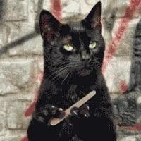 Watch and share Ill Kill U , Slowly GIFs on Gfycat