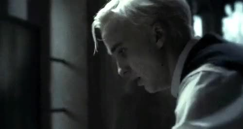 Watch and share Favourite Scene GIFs and Draco Malfoy GIFs on Gfycat
