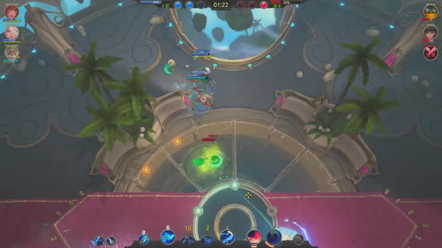 Watch and share Battlerite GIFs by trancefate on Gfycat