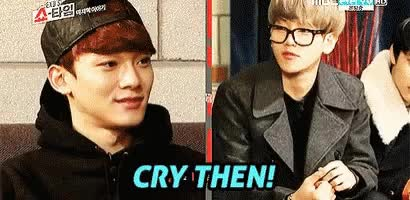 Watch Exo Chen GIF on Gfycat. Discover more related GIFs on Gfycat