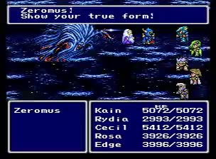 Watch and share Final Fantasy Iv GIFs and Zeromus GIFs on Gfycat