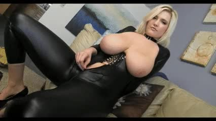 leather Body Suit