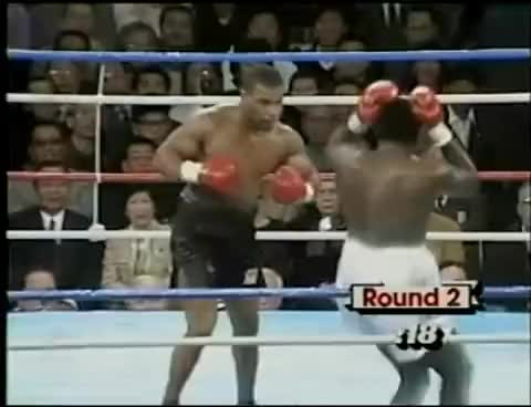 Watch Mike Tyson VS Tony Tubbs 1988-03-21 GIF on Gfycat. Discover more related GIFs on Gfycat