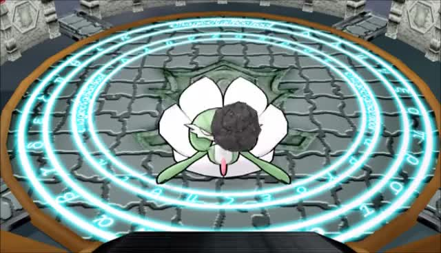 Watch and share Gardevoir Squishing Arena GIFs on Gfycat