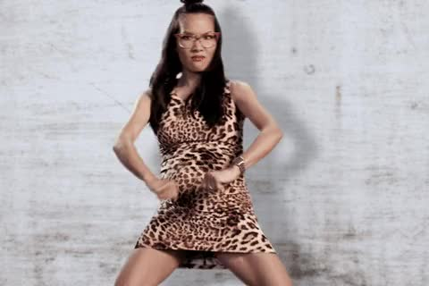 Watch and share Ali Wong GIFs by peachytango on Gfycat