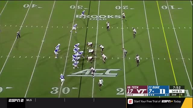 Watch and share Virginia Tech GIFs and Blue Devils GIFs by jawhar on Gfycat