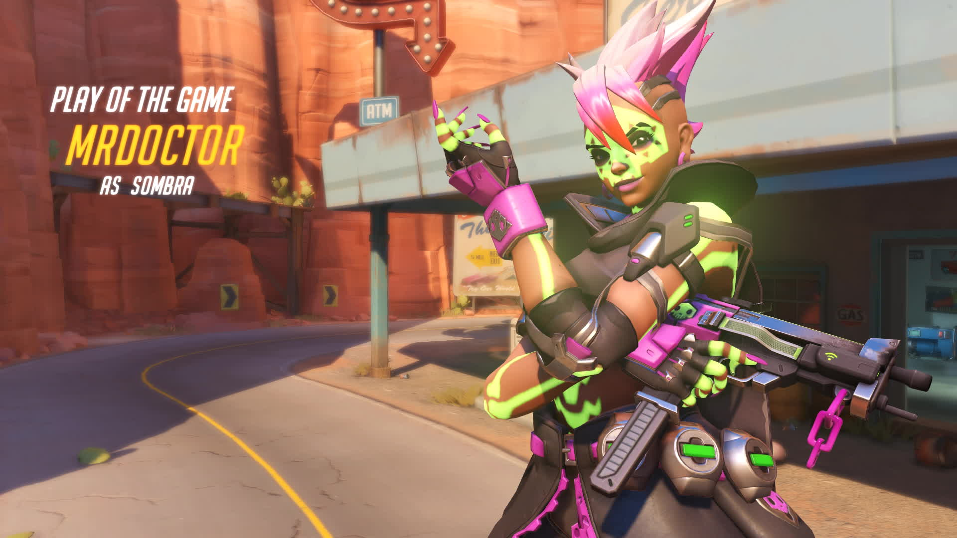 overwatch, potg, sombra, Sombra Doing Sombra things GIFs