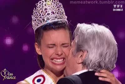 Watch and share Miss France GIFs on Gfycat