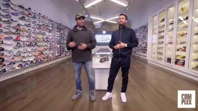 c52a66f540ff8 Watch Scott Disick Goes Sneaker Shopping With Complex GIF on Gfycat.  Discover more related GIFs