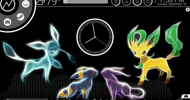 Watch and share Rainmeter GIFs and Pokemon GIFs on Gfycat