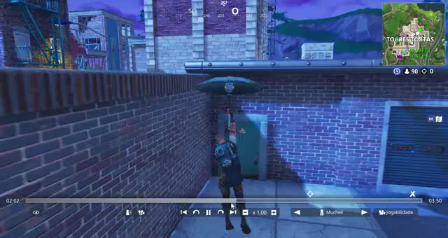 Watch and share Fortnite 18 06 2018 18 07 56 GIFs on Gfycat