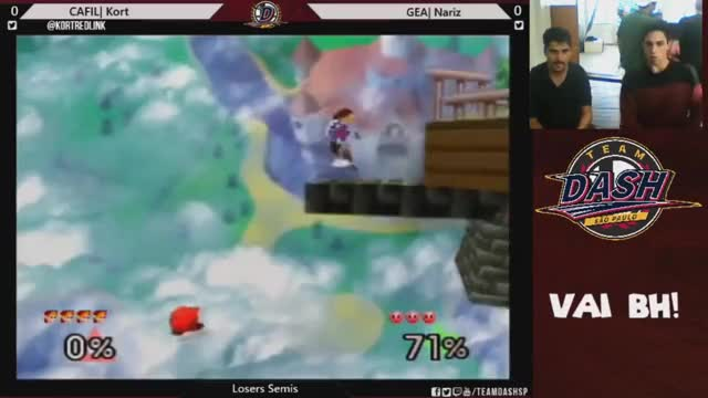 Watch and share Link's Invisible Bomb In Tourney For The First Time By Kort (reddit) GIFs on Gfycat