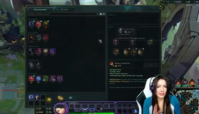KayPea (KP) - Stream Highlights #38 - NOOOOOOO - League of Legends (LOL)