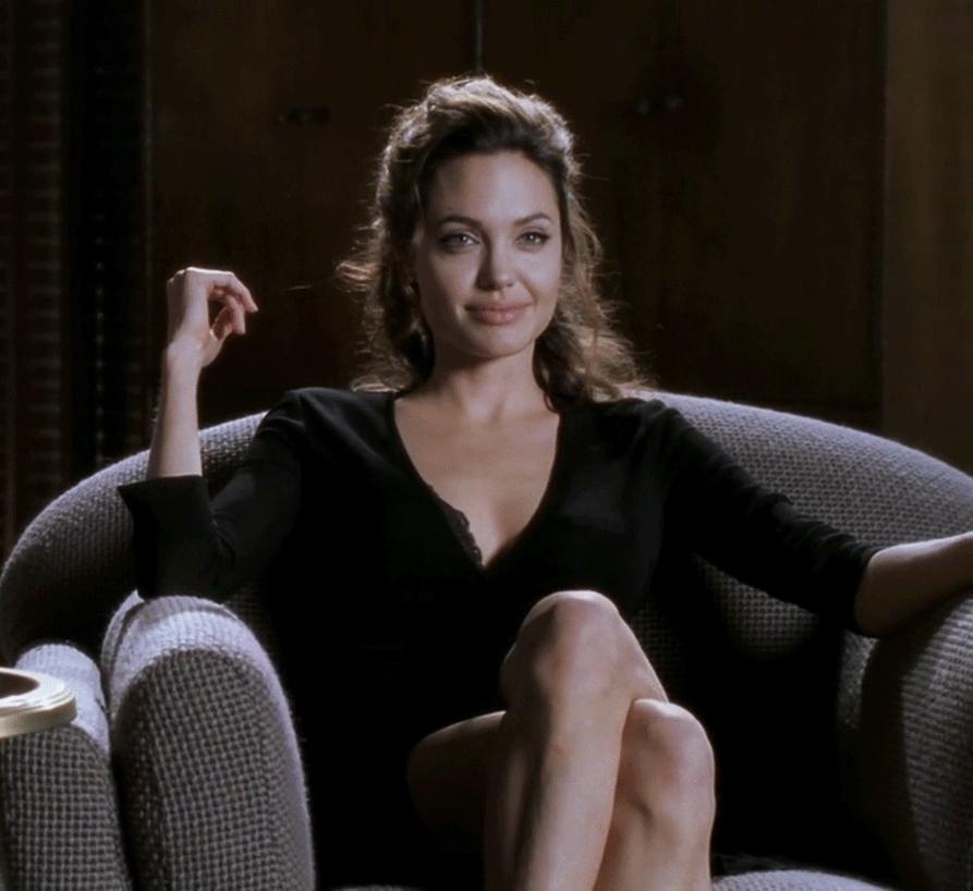 Angelina Jolie, angelinajolie, gentlemanbonersgifs, Mrs. Smith (reddit) GIFs