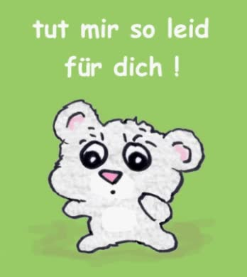 Watch tut mir so leid für dich GIF on Gfycat. Discover more related GIFs on Gfycat