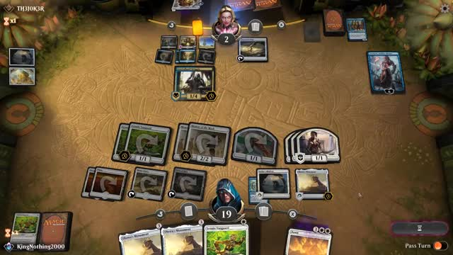 Watch No Risk Here GIF by KingNothing2000 (@kingnothing2000) on Gfycat. Discover more Gaming, MTG Arena, kingnothing2000 GIFs on Gfycat