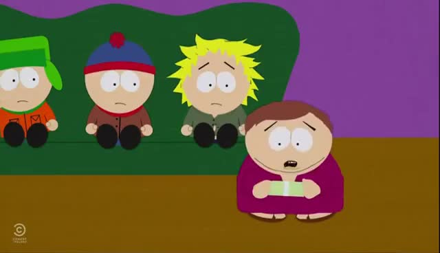 Watch and share South Park Kyle's Money GIFs on Gfycat