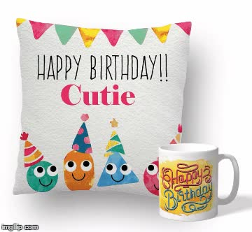 Watch and share Buy Birthday Gifts GIFs by MySocialTab - Social Shopping Network on Gfycat